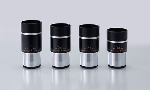 HR eyepieces